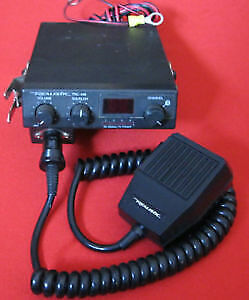 Realistic TRC-438 40 Channel Mobile CB Radio and other CB Stuff