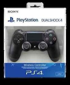 NEW & SEALED - PS4 Controller and 2 games