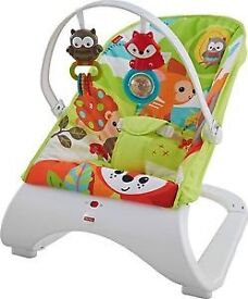 Fisher Price Curve Bouncer. Excellent
