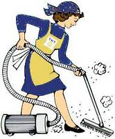 Tired of Dusting, Mopping & Vacuuming?