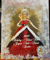 Holiday Barbies - New in Box from Various years 1994 - 2011