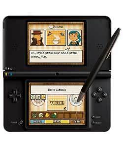 Nintendo DSi Internet Wi Fi XL Handheld Games Console - Brown *Top Condition*