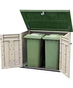 New Keter XL Plastic Garden Store It Out Storage Box 8316 Save