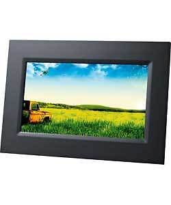 Bush PF-716B 7 Inch Digital Photo Frame-Black