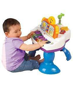 Fisher Price Laugh & Learn Baby Grand Piano