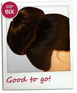 iCraveBeauty - How to fit the Big Round - Step 6 Good to go