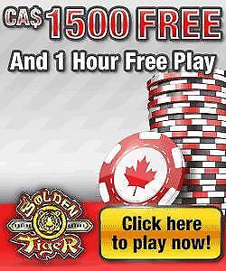 Claim up to                             CA$1500                             and Play the Best Online Casino Games