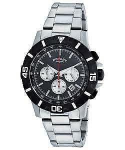 men s rotary watches men s silver rotary watch