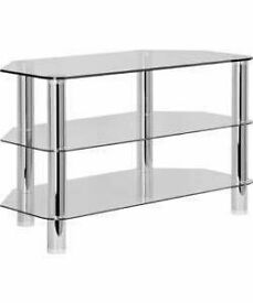 Matrix Glass TV Unit