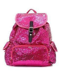 7c7f6b4fa11d Pink Sequin Backpacks