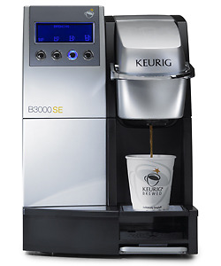 NEVER USED! Keurig B 3000 SE Commercial Single Cup Coffee Maker