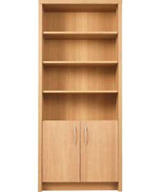 Venice Display Cabinet - Oak Effect
