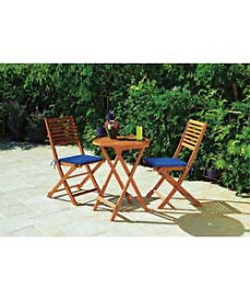 Newbury 2 Seater Bistro Set