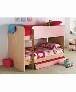 Malibu Bunk Bed Frame