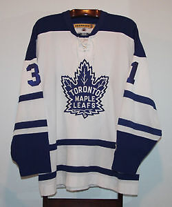NEW PRICE - Vintage Toronto Maple Leafs Curtis Joseph Jersey
