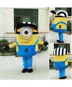 Minion Adult Costume for Hire - Despicable Me Floreat Cambridge Area Preview