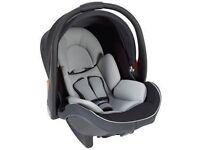 winter baby car seat