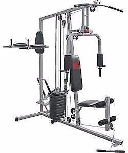 Brand new Pro power 3 station Home Gym - Multi gym
