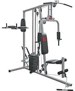 Pro Power 3 Station Home Gym Manual | Gymtutor co