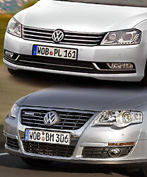 VW Passat Front - neues vs. altes Design