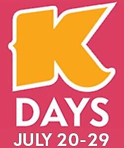 K_DAYS Tickets : Gate Admission : $13 each