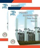 3rd class power engineering books and extras