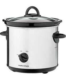 Morphy Richard slow cooker