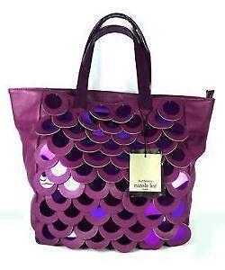 Nicole Lee Sequin Handbags