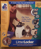 Litter Locker and Cleaning Cartridge