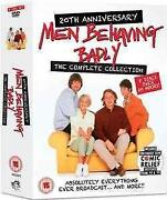 Men Behaving Badly DVD