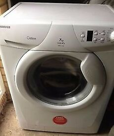 21 Hoover OPHS712DF 7kg 1200 Spin White LCD A+ARated Washing Machine 1 YEAR GUARANTEE FREE DEL N FIT