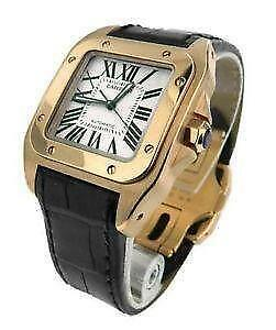cartier santos watches new used vintage luxury cartier santos 100 watches