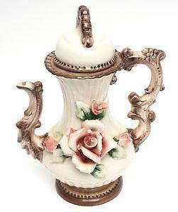 bavaria porzellan kaffeekanne ebay. Black Bedroom Furniture Sets. Home Design Ideas