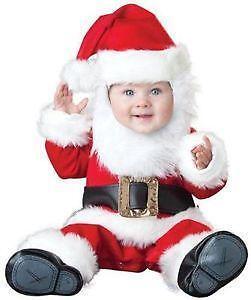 Santa Baby Novelty Clothes Accessories Ebay