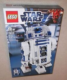 Lego Star Wars R2-D2 Set 10225 - New Sealed Rare Xmas