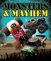 *******MONSTERS AND MAYHEM SASKATOON*****