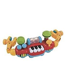 Piano buggy toy