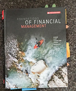 Foundations of Financial Management 10th Canadian Edition