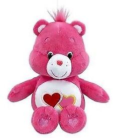 Brand new Love a Lot Care bear Soft Toy.