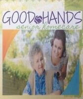 GOOD HANDS SENIOR HOMECARE
