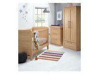 Garda/Moda Mamma & Pappa Bedroom Furniture
