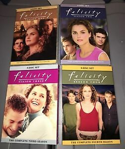 "TV drama ""Felicity"" Complete set"
