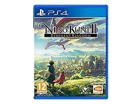 Ni No Kuni II game for PS4 (free postage!!!)