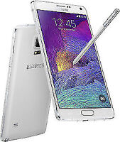 Samsung Note 4 - unlocked for sale (works on any carrier) - $150