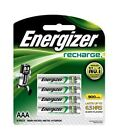 Energizer NiMH AAA Batteries & Chargers