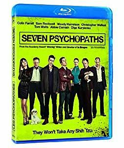 SEVEN PSYCHOPATHS Blu Ray