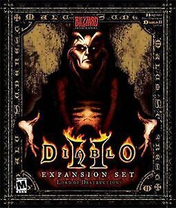 Diablo 2 Lord of destruction CD keys - WANTED