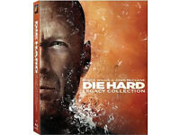 Die Hard Legacy DVD Collection
