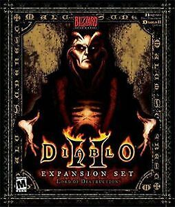 Diablo 2 LOD cd keys - WANTED