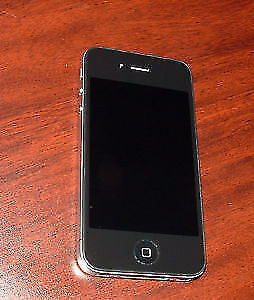 IPHONE 4 S apple factory unlocked 16gig mint condtion